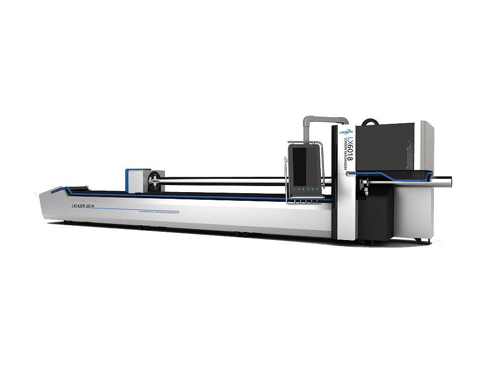 Автоматическая машина для лазерной резки труб из нержавеющей стали