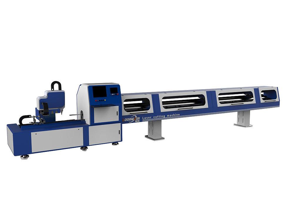 Станок для лазерной резки волоконно-оптических труб FL120-S